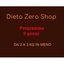 Kit Dieta Zero: programma 9 giorni