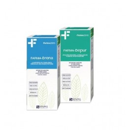 Kit Fitoestratti Farmazero - Drena e Depur