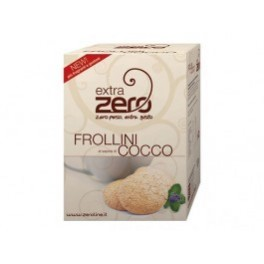 Extra Zero Frollini Cocco 3 porzioni