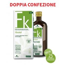 Kit 2 Fibrakal Dieta Zero