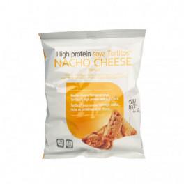 Dieta Zero Patatine Nacho Cheese High Protein Soya Tortitos