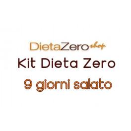 Kit Dieta Zero - 9 giorni Salato