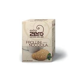 Extra Zero Frollini Nocciola - 3 porzioni