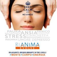 Stress: come combatterlo con il nuovo Rianima Evolve
